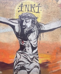 Gezeichnet Jesus